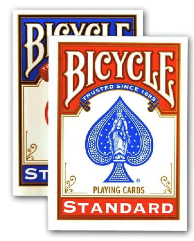 Baralho Bicycle Standard Azul/Vermelho - PAR