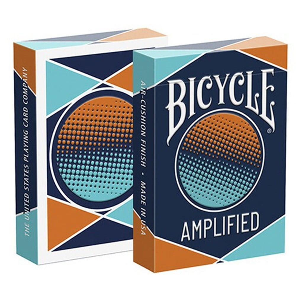 Baralho Bicycle Amplified- Premium Deck