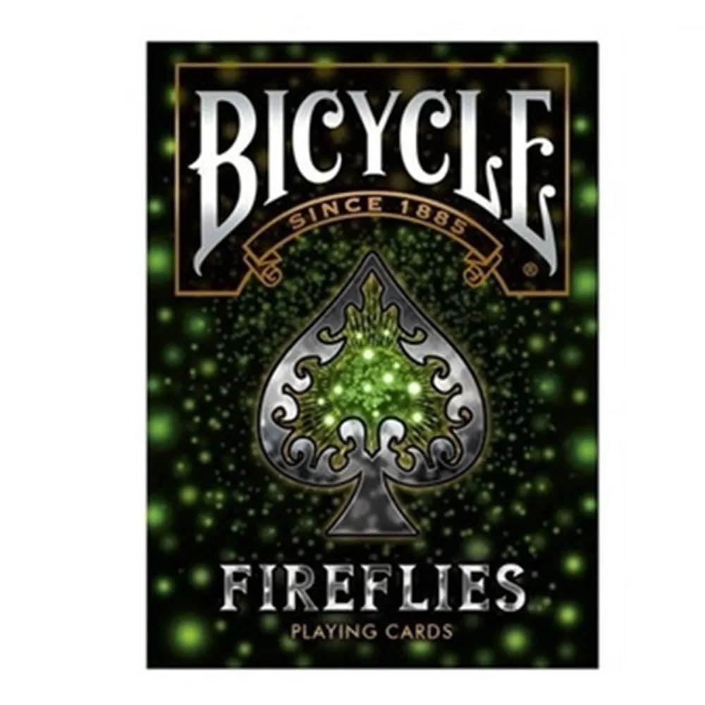 Baralho Bicycle FireFlyies Vagalume - Premium Deck