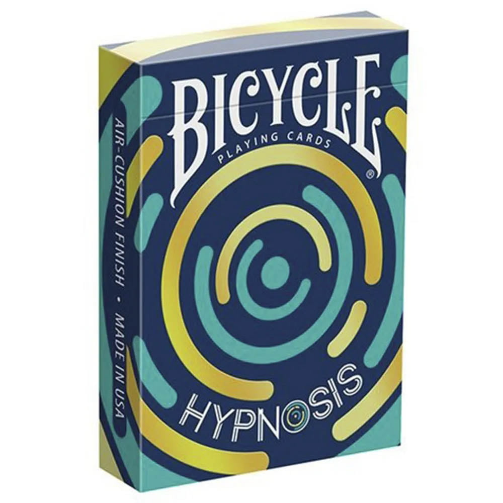 Baralho Bicycle Hypnosis - Premium Deck