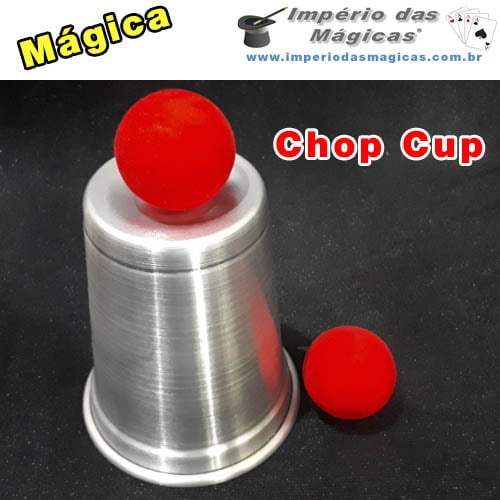 Mágicas do Chop Cup