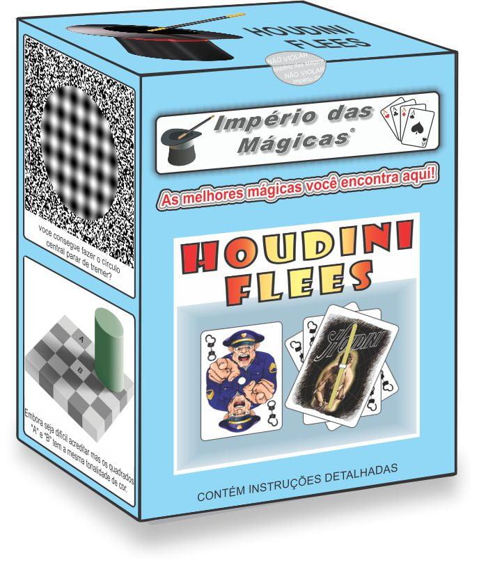 Houdini Flees - Caixinha