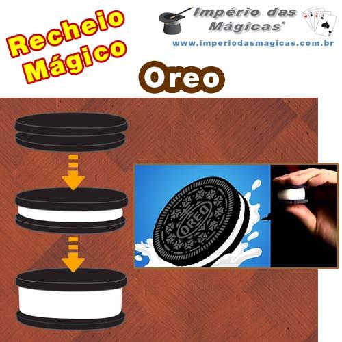Recheio Mágico – Oreo