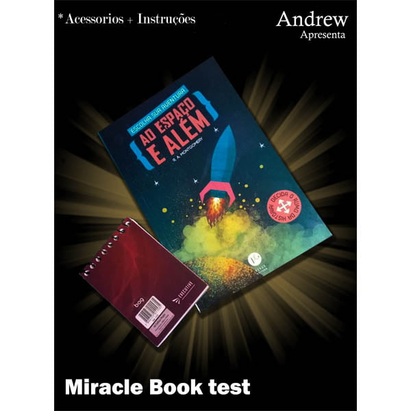 Miracle Book Test by Andrew
