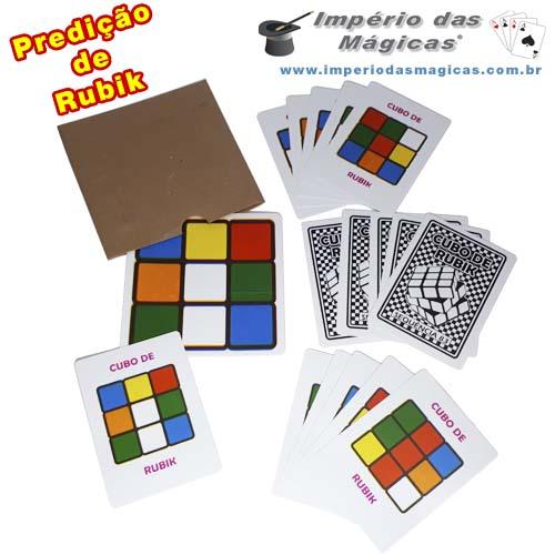 Predição de Rubik