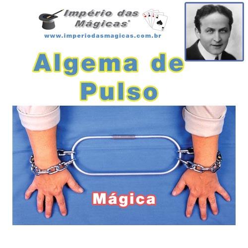 Mágica da Algemas de Pulso
