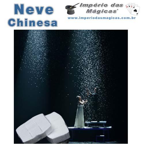 Neve Chinesa - Importada