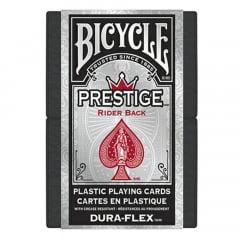 Baralho Bicycle Prestige Dura-Flex 100% Plastico