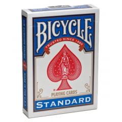 Baralho Bicycle Standard, Azul, Vermelho, Preto