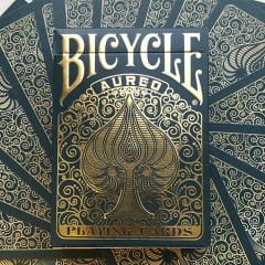 Baralho Bicycle Aureo - PREMIUM Deck