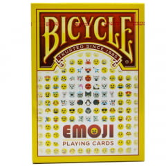 Baralho Bicycle Emoji