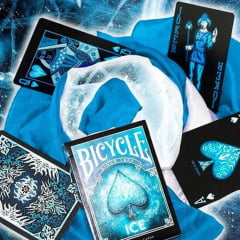 Baralho Bicycle Ice