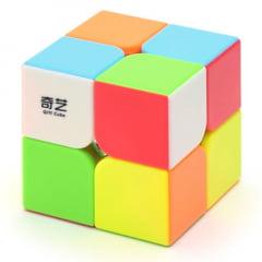 Cubo Mágico 2x2x2 QiDi S Stickerless Profissional