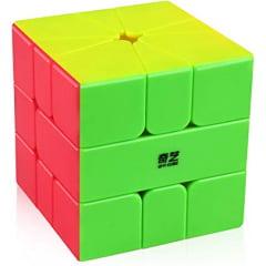 Cubo Mágico Square-1 Qiyi QiFa Stickerless