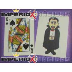 Mágica A Carta Vampiro