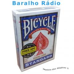 Mágica do Baralho Rádio - Bicycle Standard