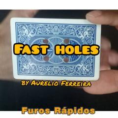 Mágica Fast Holes - Teletransporte de Furos Rápidos