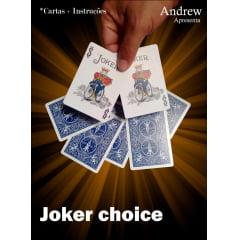 Joker Choice by Andrew - Mágica