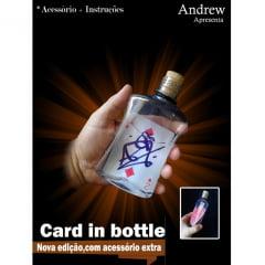 Carta na Garrafa - Card in Bottle by Andrew