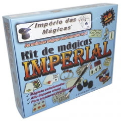 Kit de Mágicas Imperial - 26 Mágicas