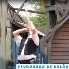 Mágica Devorador de Balão