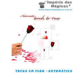 Tocha em Flor - Automática